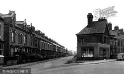 Syston, St Peter's Street c.1955
