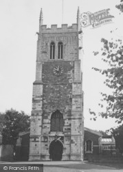 Syston, The Church Of St Peter And St Paul c.1965
