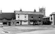 Syston, the Green c1960