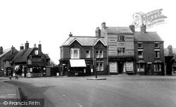 Syston, The Green c.1960