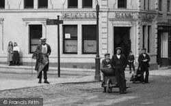 Tadcaster, Becketts Bank, Bridge Street 1907
