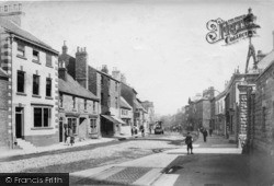 Tadcaster, Bridge Street 1906