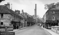 Tadcaster, Bridge Street c.1955