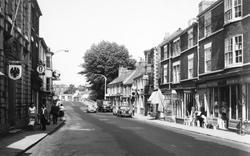 Tadcaster, Bridge Street c.1960