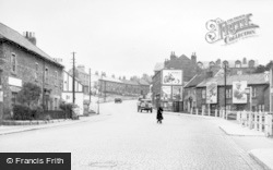 Tadcaster, Commercial Street c.1955