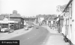 Tadcaster, Commercial Street c.1960