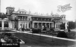 Tadcaster, Grimston Hall 1906