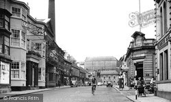 Tadcaster, High Street c.1955