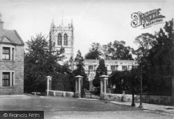 Tadcaster, St Mary's Church 1906
