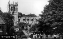 Tadcaster, St Mary's Church c.1960