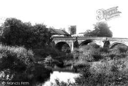 Tadcaster, The Bridge 1906
