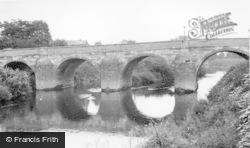 Tadcaster, The Bridge c.1955