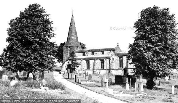 Taddington, St Michael's Church c1960