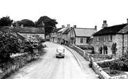 Taddington, the Village c1960