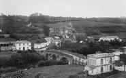 Taddiport, Bridge 1923
