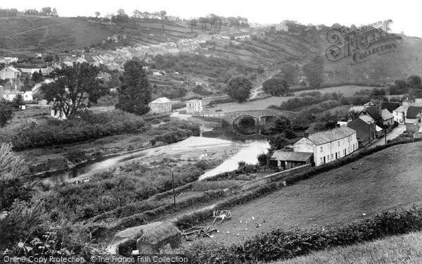 Taddiport, from Taddiport 1923