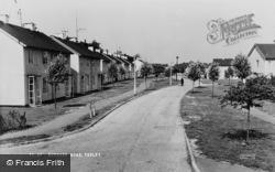 Tadley, Burnham Road c.1965