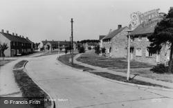 Tadley, Huntsmoor Road c.1965