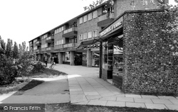 Tadley, The Shopping Centre c.1965
