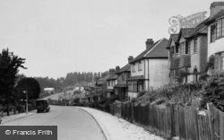 Ashurst Road c.1955, Tadworth