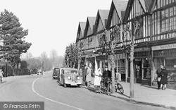 Tadworth, Cross Road c.1955