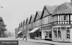 Cross Road c.1955, Tadworth