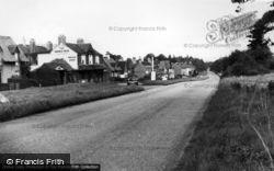Dorking Road, Walton Heath c.1960, Tadworth