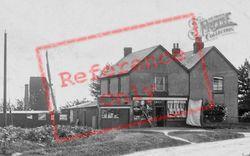 Tadworth, Mr Robert's Shop c.1900