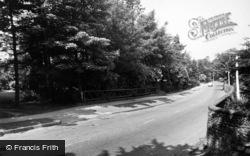 Reigate Road c.1960, Tadworth