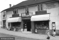 Tadworth, Shelvers Hill c.1960