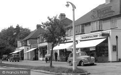 Tadworth, Shelvers Way c.1960