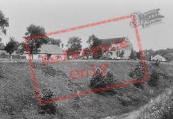 St Andrew's Church 1924, Tadworth