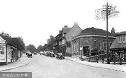 Tadworth, Station Approach c.1955