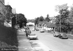 Tadworth, Station Approach c.1960