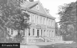 Tadworth Court Hospital c.1960, Tadworth