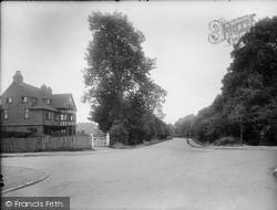 Tadworth, The Bridge House 1925