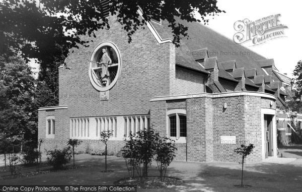 Tadworth, The Church Of The Good Shepherd c.1960