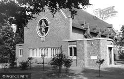 Tadworth, The Church Of The Good Shepherd c.1960