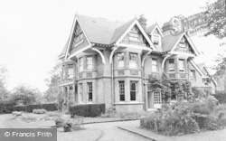 Tadworth, The Corner House c.1960
