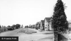 The Green c.1960, Tadworth