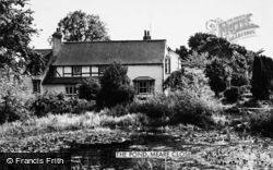 The Pond, Meare Close c.1960, Tadworth