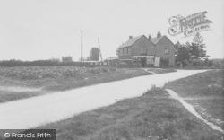 Tadworth, The Windmill And Mr Robert's Shop c.1900