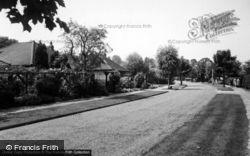 West Drive c.1960, Tadworth