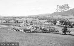 Tal-Y-Bont, Castell c.1955