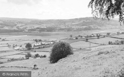 General View c.1955, Tal-Y-Bont