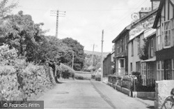 The Village c.1955, Tal-Y-Bont