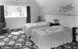 Tal Y Cafn, A Bedroom, Ferry Hotel c.1965, Tal-Y-Cafn