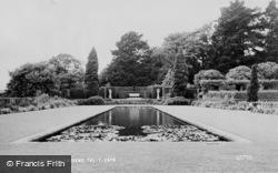Tal Y Cafn, Bodnant Gardens c.1955, Tal-Y-Cafn