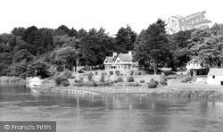 Tal Y Cafn, Ferry Hotel c.1965, Tal-Y-Cafn