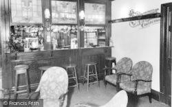 Tal Y Cafn, The Bar, Ferry Hotel c.1965, Tal-Y-Cafn